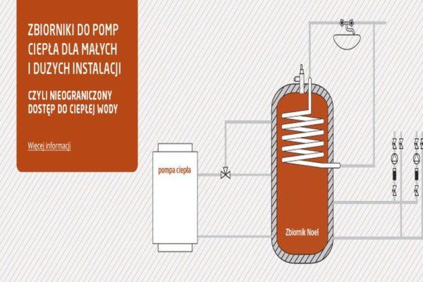 zbiornik buforowy do pompy ciepła
